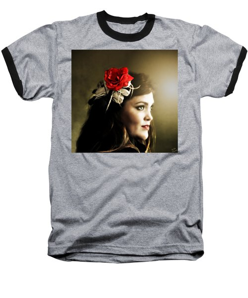 Michelle Bailey Baseball T-Shirt