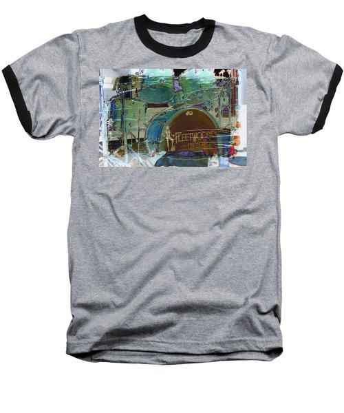 Mick's Drums Baseball T-Shirt