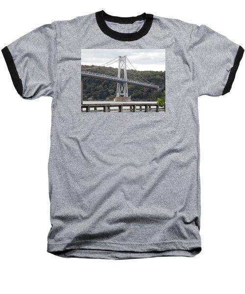 Mid Hudson Bridge Baseball T-Shirt