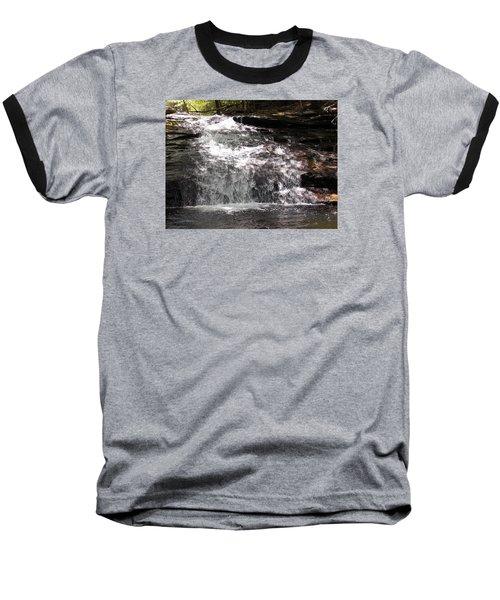Middle Chapel Brook Falls Baseball T-Shirt