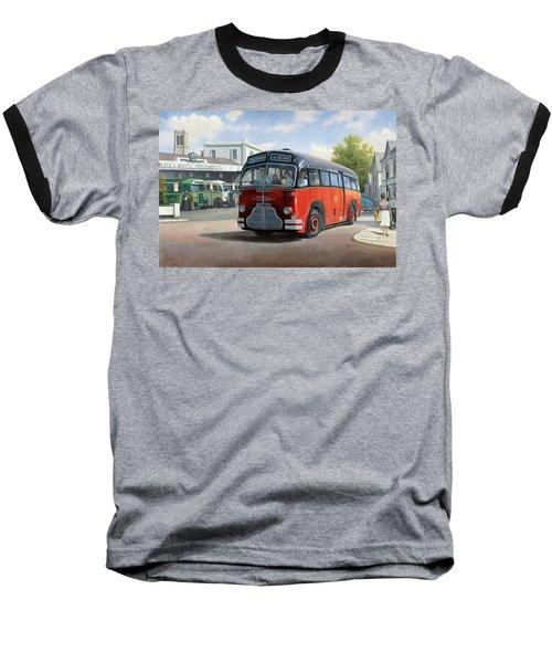 Midland Red C1 Coach. Baseball T-Shirt