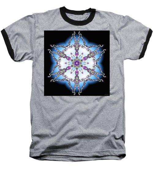 Midnight Galaxy IIi Baseball T-Shirt