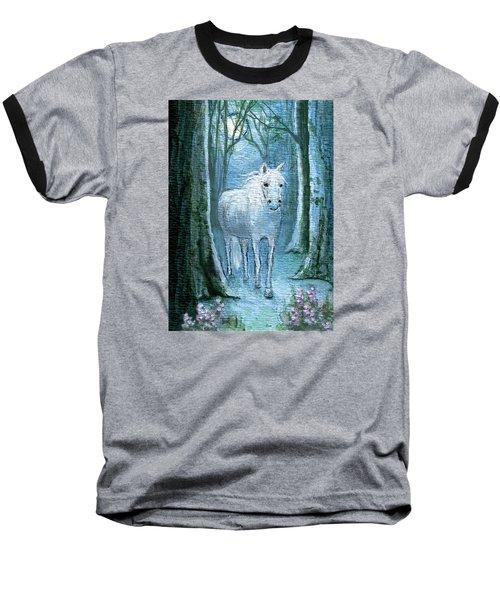Midsummer Dream Baseball T-Shirt by Terry Webb Harshman