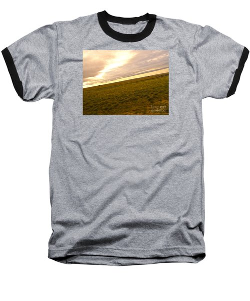 Midwest Slanted Baseball T-Shirt