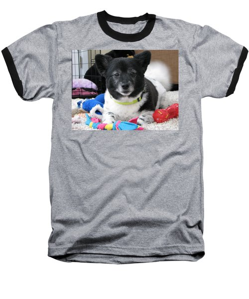 Miley 2 Baseball T-Shirt