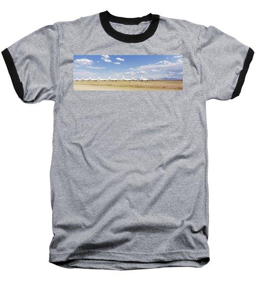 Military Airplanes At Davismonthan Air Baseball T-Shirt