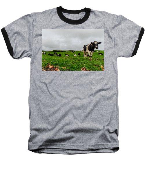 Milk Nature Nose Baseball T-Shirt