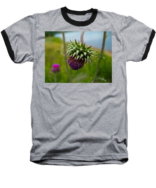 Milk Thistle Baseball T-Shirt