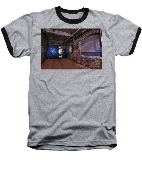 Baseball T-Shirt featuring the photograph Mill Hall by Alana Ranney