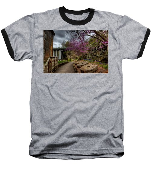 Mill Stones Baseball T-Shirt
