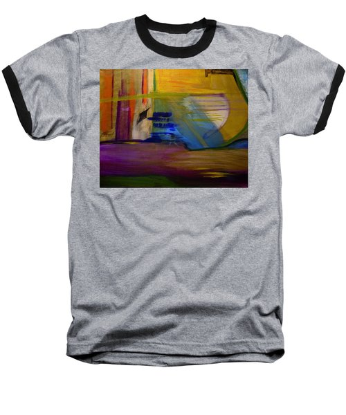 Millenium Park Baseball T-Shirt by Dick Bourgault