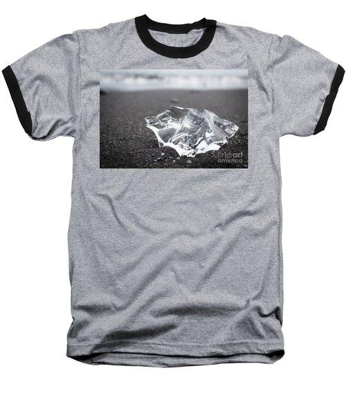 Baseball T-Shirt featuring the photograph Millennium Ice by Peta Thames