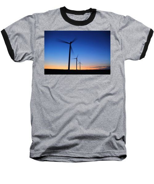 Milling Around Baseball T-Shirt