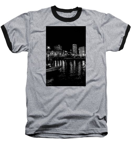 Milwaukee Downtown Third Ward Baseball T-Shirt