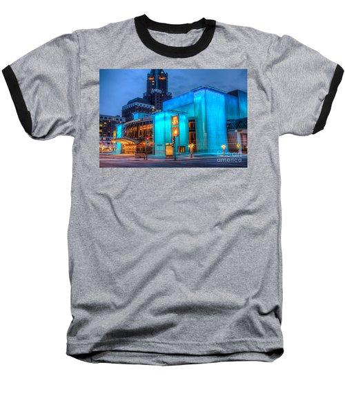 Milwaukee Pac Evening Glow Baseball T-Shirt