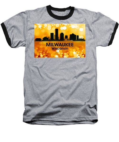 Milwaukee Wi 3 Baseball T-Shirt