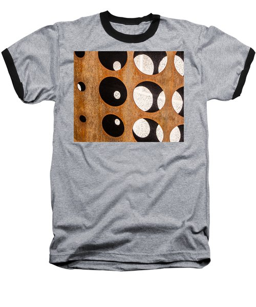 Mind - Contemplation Baseball T-Shirt by Steven Milner