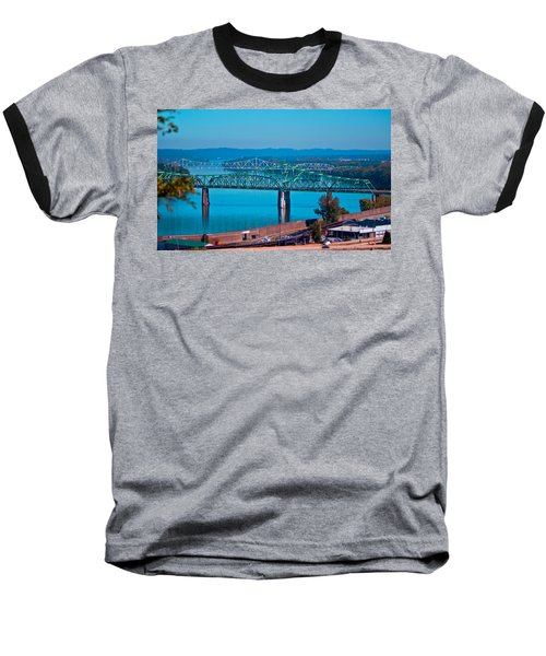 Miniature Bridge Baseball T-Shirt