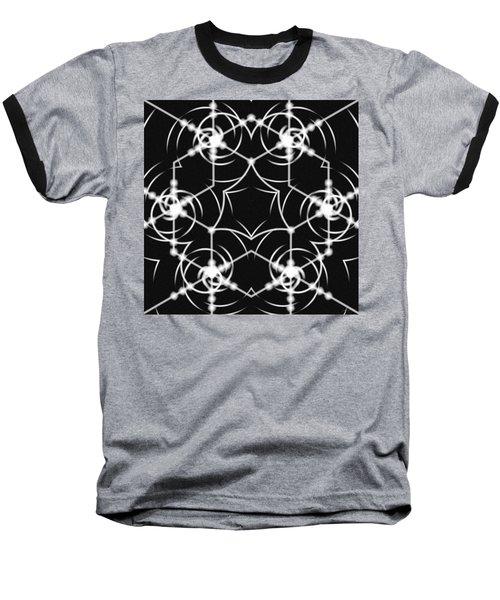 Minimal Life Vortex Baseball T-Shirt