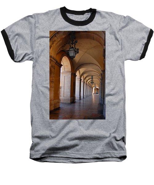 Ministerio Da Justica Baseball T-Shirt