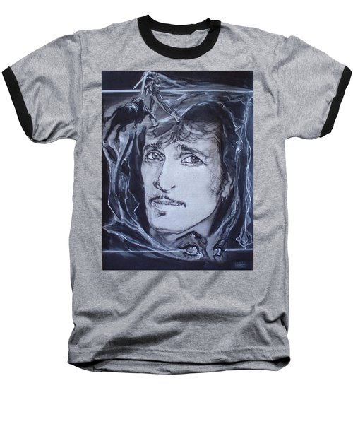 Willy Deville - Coup De Grace Baseball T-Shirt