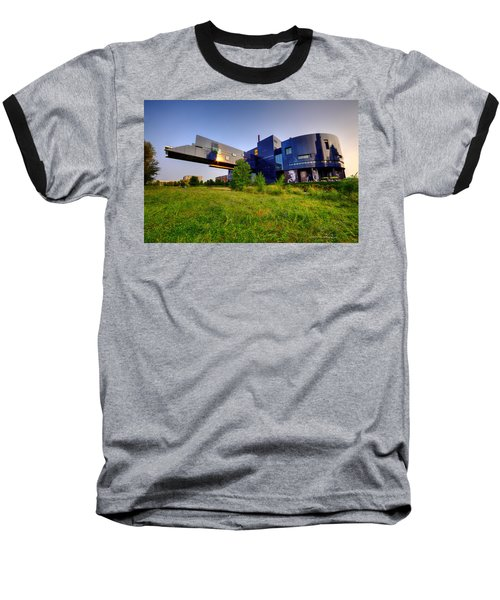 Minneapolis Guthrie Theater Summer Evening Baseball T-Shirt