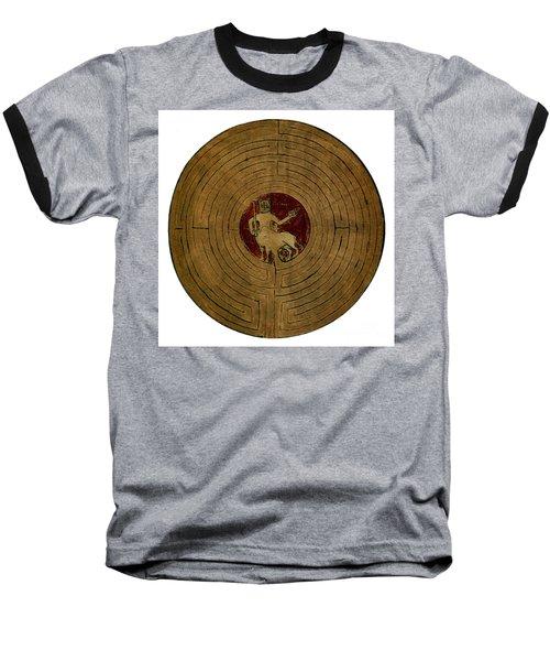 Minotaur, Legendary Creature Baseball T-Shirt by Photo Researchers