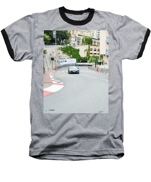 Mirabeau Bas Corner At Monaco Baseball T-Shirt