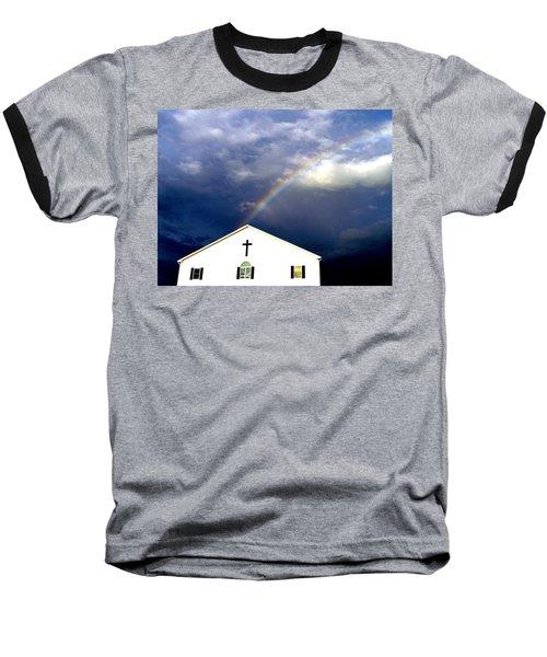 Miracle Birth Today Baseball T-Shirt