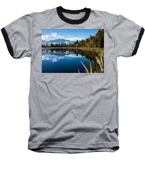 Mirror Landscapes Baseball T-Shirt