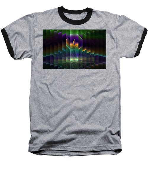 Mirrored Baseball T-Shirt