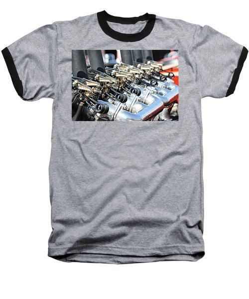 Miss Detroit IIi V-12 Baseball T-Shirt