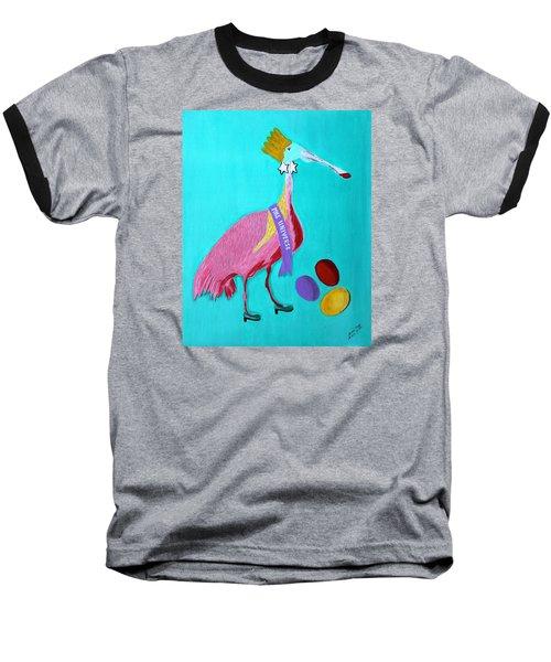 Miss Universe Baseball T-Shirt