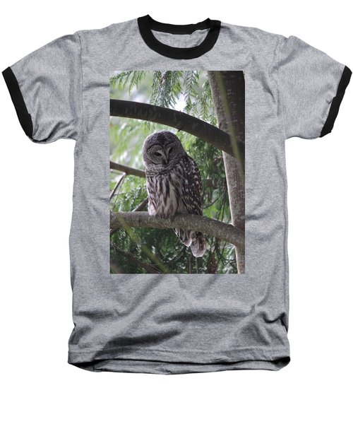 Missing His Friend Baseball T-Shirt