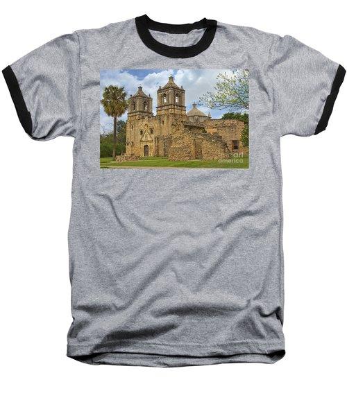 Mission Concepcion Baseball T-Shirt