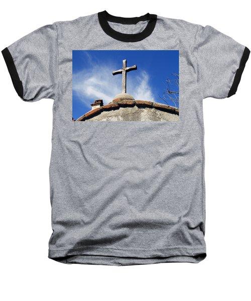Mission Cross Baseball T-Shirt