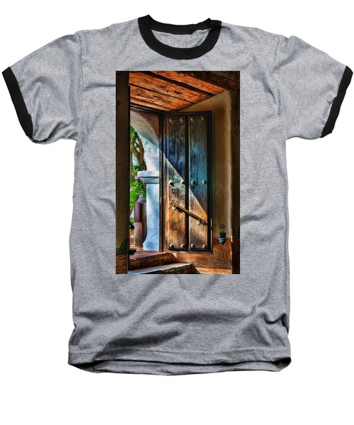 Mission Door Baseball T-Shirt