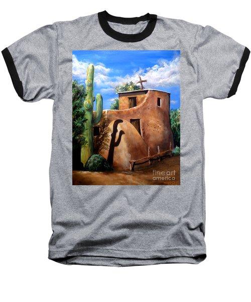 Mission In The Sun Baseball T-Shirt
