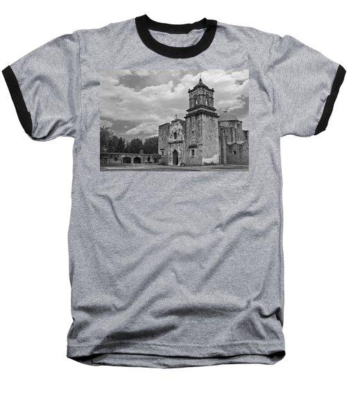 Mission San Jose Bw Baseball T-Shirt