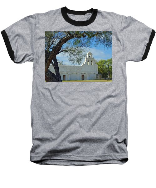 Mission San Juan Baseball T-Shirt