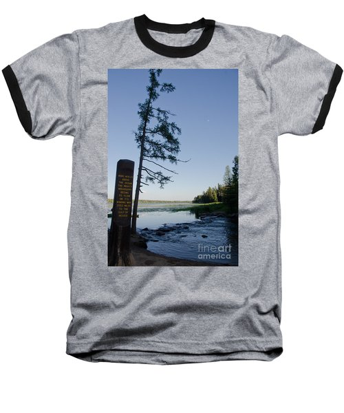 Mississippi Headwaters Baseball T-Shirt