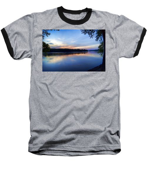 Missouri River Blues Baseball T-Shirt