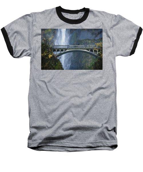Mist And Stone Baseball T-Shirt