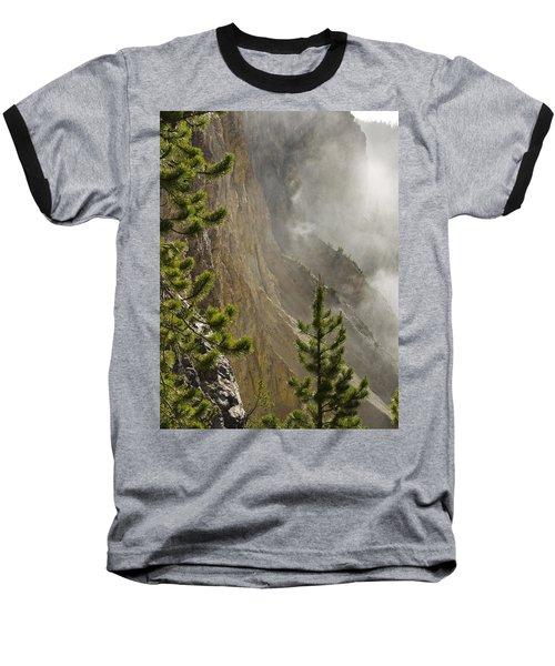 Misty Canyon  Baseball T-Shirt