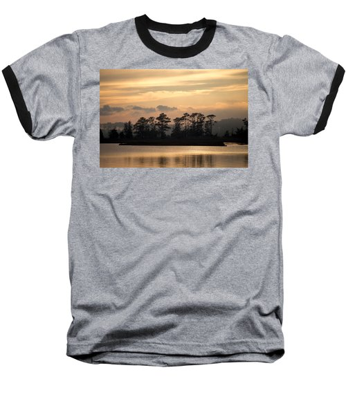 Misty Island Of Assawoman Bay Baseball T-Shirt