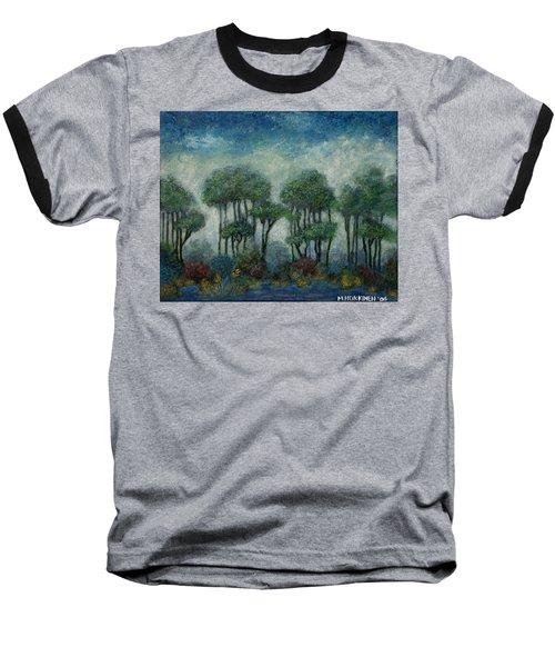 Misty Marsh Baseball T-Shirt