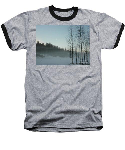 Misty Meadow Baseball T-Shirt