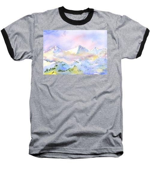 Misty Mountain Baseball T-Shirt