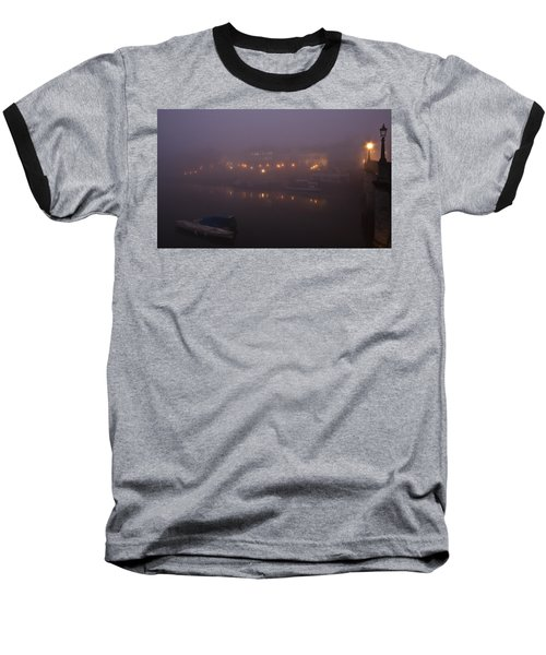 Misty Richmond Upon Thames Baseball T-Shirt