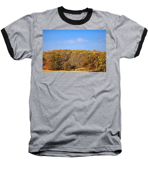 Mixed Fall Baseball T-Shirt